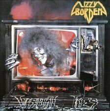 LIZZY BORDEN - Visual Lies [Metal Blade] CD