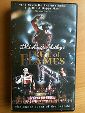 FEET OF FLAMES ~ MICHAEL FLATLEY CONCERT ~ RIVERDANCE ~ VHS VIDEO