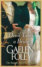 Devil Takes a Bride by Gaelen Foley (Paperback, 2011) New Book
