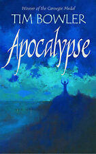 Tim Bowler - Apocalypse - Signed - UK First First Edition HBK