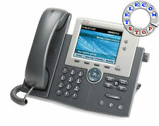 Cisco CP-7945G Colour IP Phone Telephone - Inc VAT & Warranty - 7940