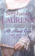 All About Love by Stephanie Laurens (Paperback, 2007)