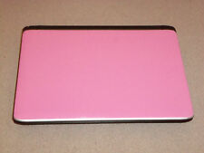 WARRANTY! PINK Acer SUPER FAST& Light WIN7  WIDE CAMERA,DUAL CORE1.6GHz,2GB,160G
