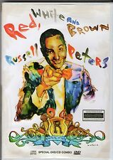 Russell Peters - Red, White and Brown (DVD, 2008, 2-Disc Set)