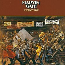 Marvin Gaye I Want You CD NEW 1994 Motown Soul