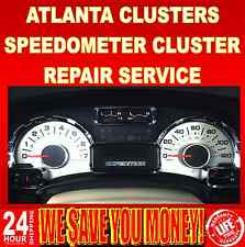 FITS FORD INSTRUMENT CLUSTER PANEL GAUGE SPEEDOMETER REPAIR REBUILD