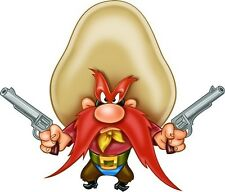 Yosemite Sam Window Sticker - Looney Tunes - Auto Decal