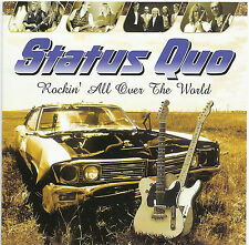STATUS QUO - ROCKIN' ALL OVER THE WORLD - CD