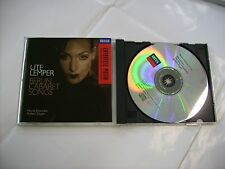 UTE LEMPER - BERLIN CABARET SONGS - CD LIKE NEW CONDITION 1996