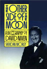 David Niven - The Other Side of the Moon - HC w/DJ 1st PRINT 1985