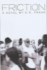 Friction Frank, E. R. Very Good Book