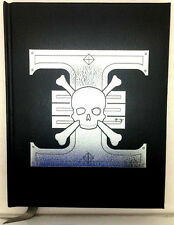 Warhammer 40K Rpg Deathwatch Core Rules  Rulebook Leatherbound Edition