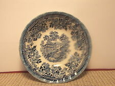 Churchill China England Tonquin Blue Pattern Cereal Bowl 6 3/8""