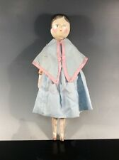 Vintage/Antique Wood Doll 1800's Edwardian Jointed