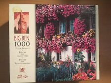 big ben wengen bernese oberland switzerland 1000 Pc Puzzle by MB new 20x26