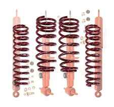 KYB 4 AGX STRUTS SHOCKS & GERMAN LOWERING SPRINGS CAMARO & FIREBIRD 93 to 01 02