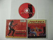 Santana sacred fire live in south america - CD Compact Disc
