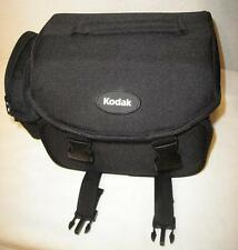 Camera Bag NEW KODAK Large Nylon lots of sections and Shoulder Strap
