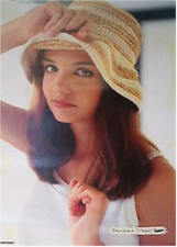 KATIE HOLMES ~ KNIT HAT ~ 22x34 TV POSTER ~ Dawson's Creek Joey NEW/ROLLED!