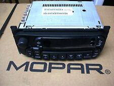 NEW MOPAR RADIO AM/FM CD W/ EQ OEM 5091506AG