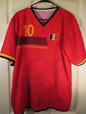 Belgium Belgique HAZARD #10 Soccer Jersey - see measurements