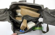 (1) GENUINE SERBIAN ARMY MEDIC MEDICAL KIT IN SHOULDER BAG 1982