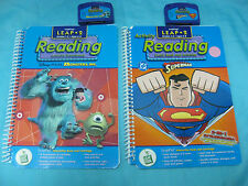 Leap Frog Educational Game Books & Cartridges - Lot #2