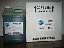 2.5 GALLON JUG OF HAND BAY HYPER CONCENTRATE AUTOMATIC & SELF SERVE CARWASH SOAP