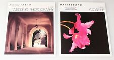 TWO HASSELBLAD THEME BOOKS