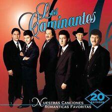 Nuestras Canciones Romanticas Favoritas: 20 Exitazos by Los Caminantes