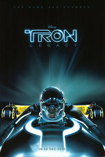 Tron Version A Original  Movie Poster Double Sided 27X40