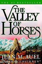 Earth's Children Ser.: The Valley of Horses Bk. 2 by Jean M. Auel (2001,...