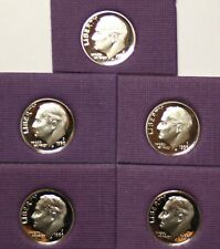 1990 S 10C Proof Roosevelt Dime - Free Shipping