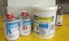 GLS-50 Gomma siliconica liquida da colata kg1+PROCHIMA SINTAFOAM INVISIBILgr500