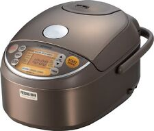 Zojirushi Induction Heating Pressure Cooker & Warmer NP-NVC18 10 CUP FREE GIFT