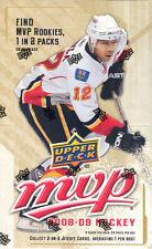 2008-09 Upper Deck MVP Hockey Hobby Box