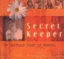 Secret Keeper : The Delicate Power of Modesty by Dannah Gresh (2002, Paperback,