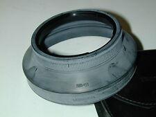 paresoleil caoutchouc TAMRON 70 mm à bayonette pour objectif  photo photographie
