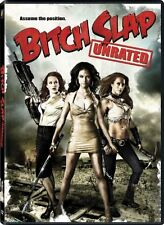 Bitch Slap (DVD Unrated) Julia Voth, Erin Cummings, America Olivo NEW