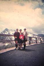 35mm Slide Edelweissspitze Switzerland Highest Point Grossglockner Alpine Road!