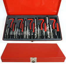Stripped Thread/Rethread Helicoil Repair Tool Kit M5 M6 M8 M10 M12 Metric 131pc