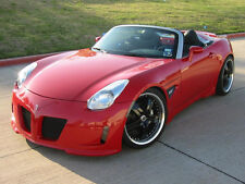 Pontiac Solstice Custom Front Bumper Replacement RK Sport 26012001 With Grille