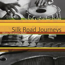 Yo-Yo Ma, Silk Road - Silk Road Journeys: When Strangers Meet [New CD] R