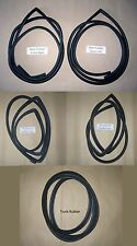 Weatherstrip Seal Rubber Set 5pcs for 74-79 Toyota Corolla Trueno KE35 TE37
