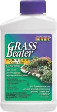 NEW BONIDE 7458 GRASS BEATER OVER THE TOP 8OZ CONCENTRATE GRASS KILLER 5960166