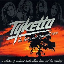 TYKETTO - The Last Sunset - CD