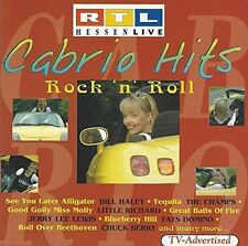 Cabrio Hits-Rock 'n' Roll Bill Haley, Little Richard, Jerry Lee Lewis, Fa.. [CD]