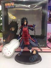 "Naruto Shippuden Uchiha Madara Ninja 1/10 PVC Figure 18.5cm/7"" New in Box"