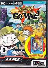 Rugrats Go Wild, Nickolodeon - PC Game