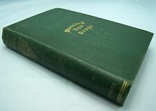 MORNING DEW DROPS CLARA LUCAS BALFOUR 1859 ANTIQUE CHILDREN'S TEMPERANCE BOOK*